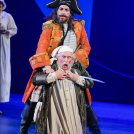 ENO The Pirates Of Penzance Joshua Bloom and Andrew Shore 1 (c) Tristram Kenton