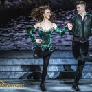 A Scene from Riverdance - Lead Dancers