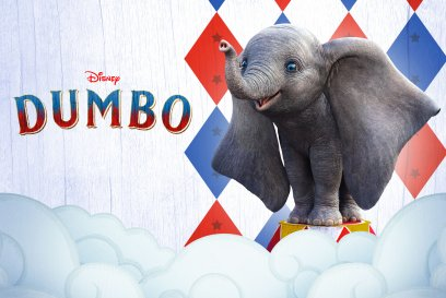 Baby Friendly: Dumbo