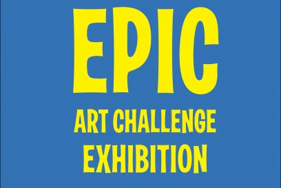 Sharing Stories: Epic Art Challenge
