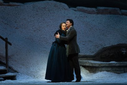 The Metropolitan Opera Summer Encores 2019: La Boheme