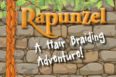 Rapunzel: A Hair Braiding Adventure