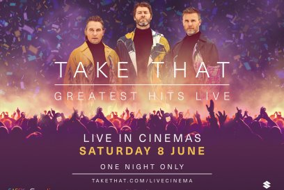 Take That: Greatest Hits Live