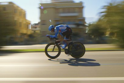 Cycle Cinema: Time Trial