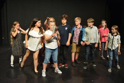 Macrobert Youth Theatre 2 (Group 1) Performs