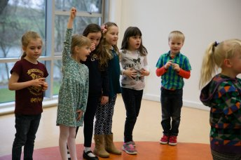Macrobert Youth Theatre 1 (P1-P3)