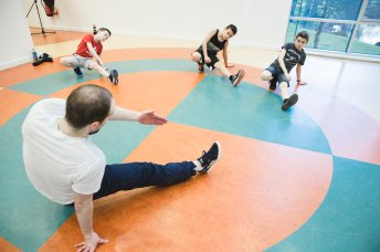 Summer: Breakdancing Workshop (Age 5-11)