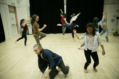 Macrobert Youth Dance 1 (P4 - P7)