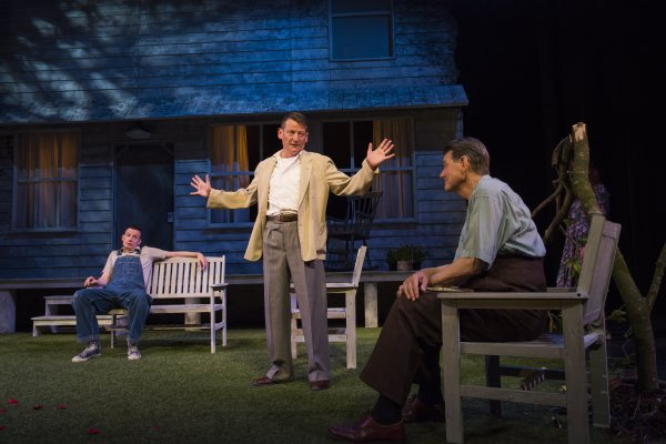 the significance and relevance of production in all my sons a play by arthur miller Don't really know why all my sons is titled all my sons all my sons by arthur miller home / literature / all my sons / analysis / what's up with the title.