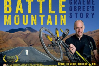 Battle Mountain: Graeme Obree's Story + Q and A