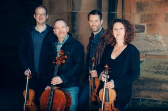 Edinburgh Quartet Pop-Up Concert