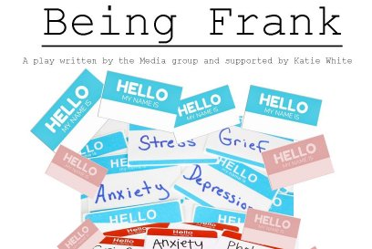 FDAMH presents Being Frank