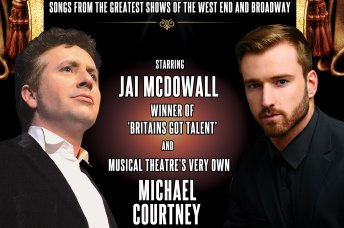 Mad About The Musicals with Jai McDowall