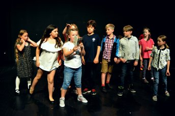 Macrobert Youth Theatre 2 (P4 - P6)