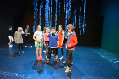 Macrobert Youth Theatre 3 (P7 - S2)
