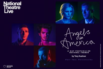 National Theatre Live: Angels in America Part Two