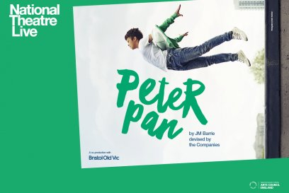 National Theatre Live: Peter Pan
