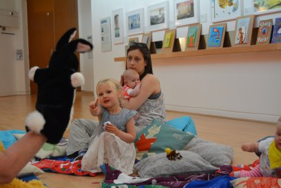 Wee Ones: Storytelling