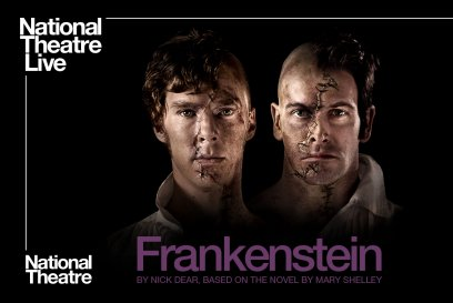 National Theatre Live: Frankenstein - Benedict Cumberbatch as the Creature
