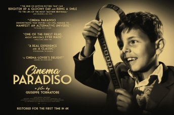 Cinema Paradiso - 4K Restoration