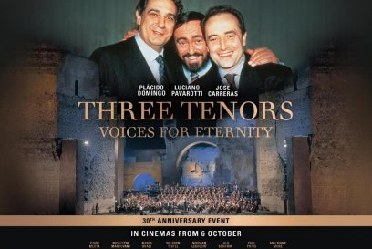 Three Tenors- Voices for Eternity L