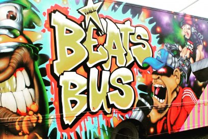 Hip Hop Workshop: Beats Bus