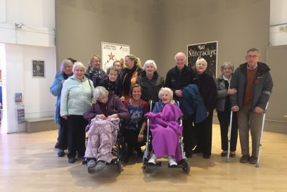 Our Connected Voices Singing Group