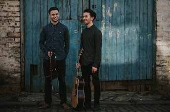 Relaxed Event: Graham Rorie and Aidan Moodie