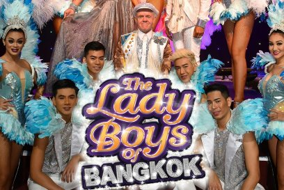 The Lady Boys of Bangkok 2019