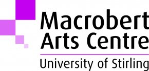Macrobert Arts centre logo corporate