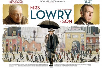 Mrs Lowry and Son + Looking at Lowry Talk with Timothy Spall