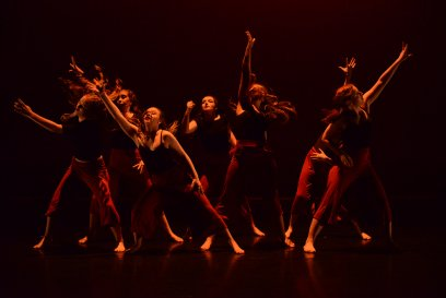 Macrobert Youth Dance Company (Autumn term 2018)