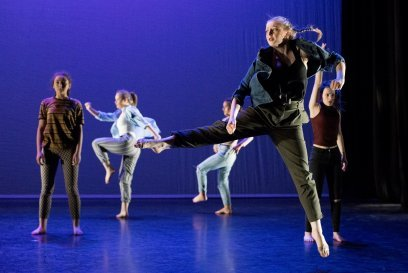 Macrobert Youth Dance Company (Spring Term)