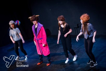 Macrobert Youth Theatre Company (Autumn Term 2018)