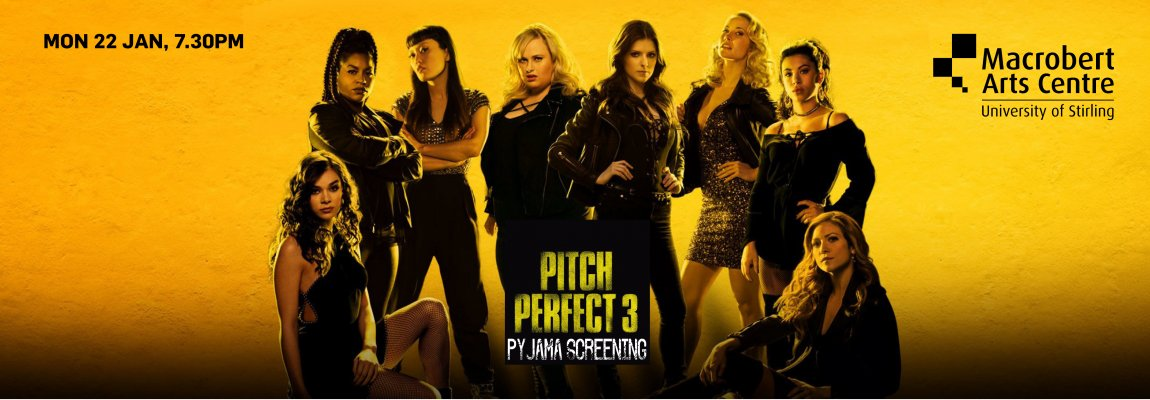Pitch Perfect Pyjama