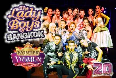 The Lady Boys of Bangkok 2018