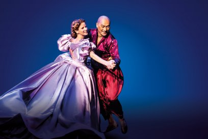 The King and I: from the London Palladium